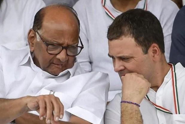 Sharad Pawar Attacks Rahul Gandhi For His Remarks Against Modi ...