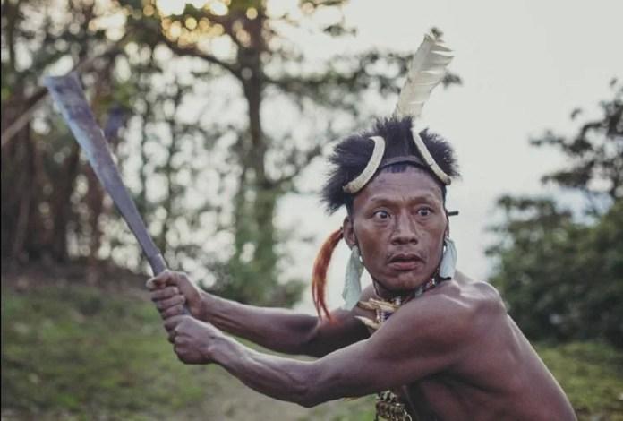 कोयांक जनजाति का सदस्य