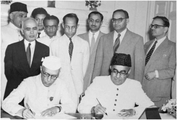 nehru-liaquat pact