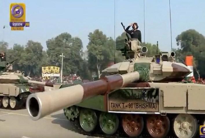 टैंक टी-90 (भीष्म)