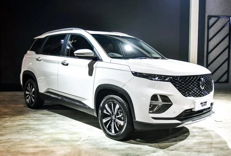 Mg Hector Plus Launch Date In India Mg Hector Plus Booking Open Mg ...