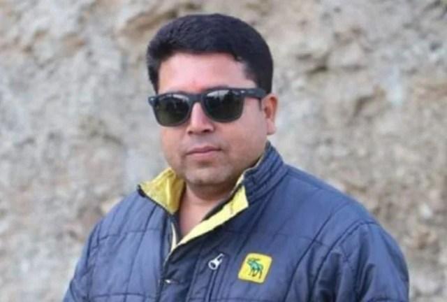 हिस्ट्रीशीटर पंकज सिंह