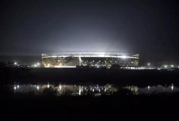 मोटेरा स्टेडियम