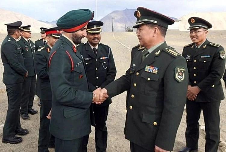 भारत-चीन सैन्य वार्ता:  कमांडर स्तर की अगले दौर की बातचीत पर सहमति