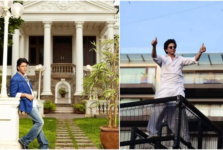 शाहरुख खान का घर मन्नत