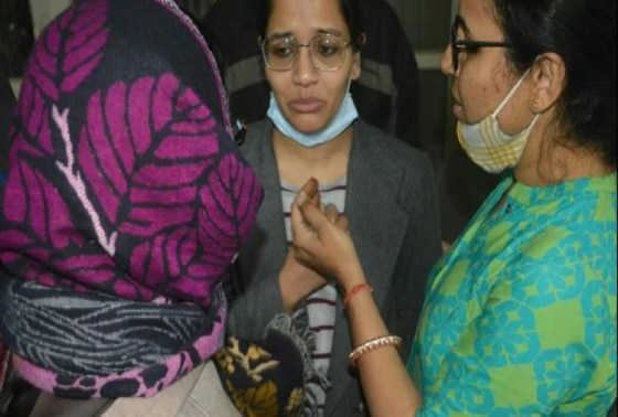 Agra Bank robbery case: The bank manager is involved in this crime