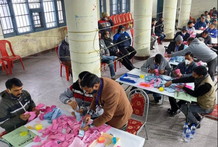 HP Panchayat Election Result 2021 Live: जिला परिषद और पंचायत समिति की मतगणना जारी, आ गए सुंदरनगर   ब्लॉक के नतीजे