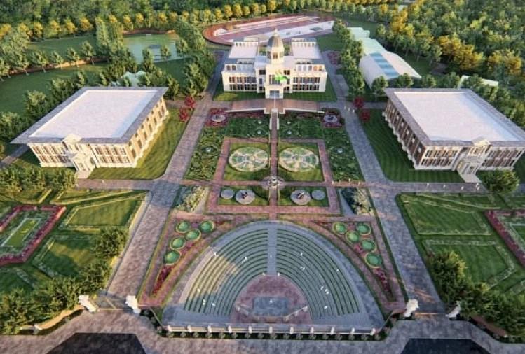 Gorakhpur Sainik School Will Inspire People For Education Of Country -  राष्ट्रभक्ति का भाव जगाएगा यूपी का यह स्कूल, सीएम योगी बोले- प्रदेश को  मिलेगा नया आयाम - Amar Ujala Hindi ...