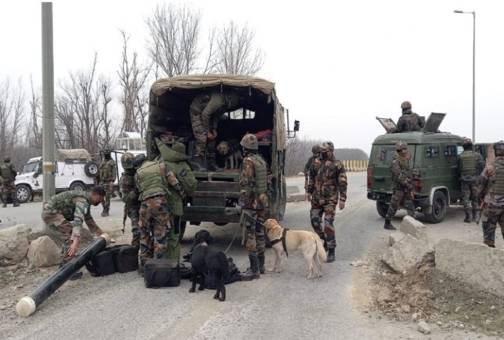 Terrorist Plot To Terrorize Kashmir Failed, IED Recovered Near A Railway Crossing In Naugam
