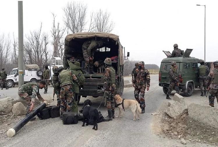 Terrorist Plot To Terrorize Kashmir Failed, IED Recovered Near A Railway Crossing In Naugam
