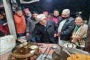 चाय पर चर्चाः मसूरी में जलेबी बनाते दिखे उत्तराखंड के पूर्व सीएम हरीश रावत