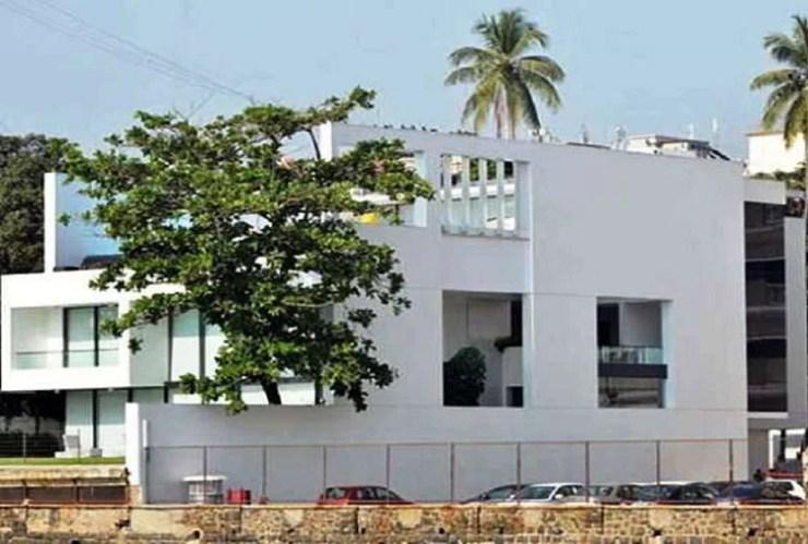 रतन टाटा का घर