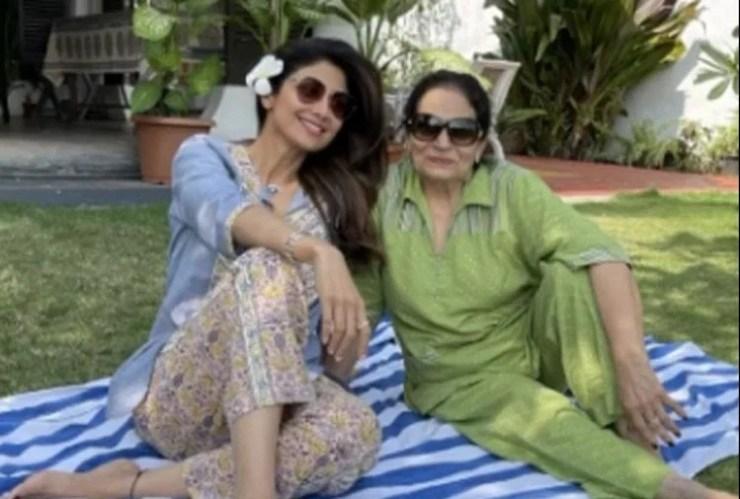 रानी कुंद्रा और शिल्पा शेट्टी