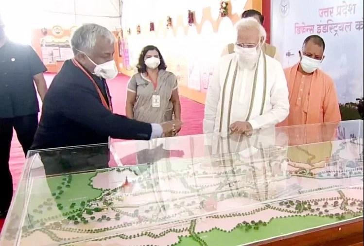 अलीगढ़ में विश्वविद्यालय उद्घाटन में पहुंचे पीएम मोदी ने भाषण के दौरान किया अपने कनेक्शन का जिक्र