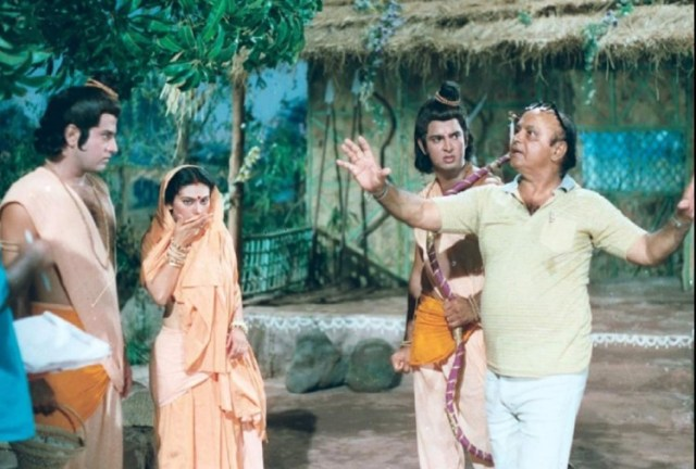 Ramanand Sagar Ramayana Ten Iconic Charcter Like Ram Sita Laxman ...