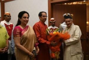 Maharashtra Cm Uddhav Thackeray Alleged Governor Bhagat Singh ...