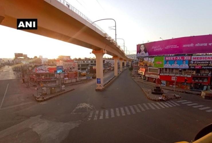 Janta Curfew In India Live