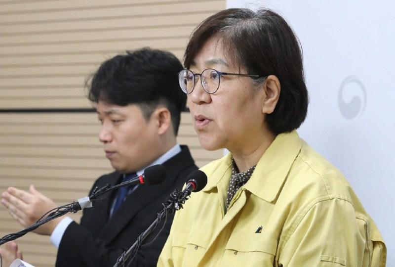 सीडीसी की प्रमुख जंग इयुन-केयोंग