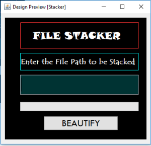 File Stacker