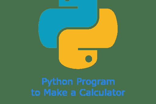 Python Program to Make a Calculator