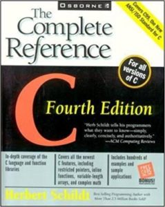 C++ The Complete Reference, 4th Edition