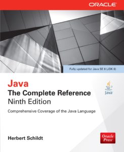 Java The Complete Reference (tenth Edition)