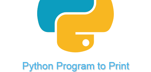 Python Program to Print the Fibonacci Sequence