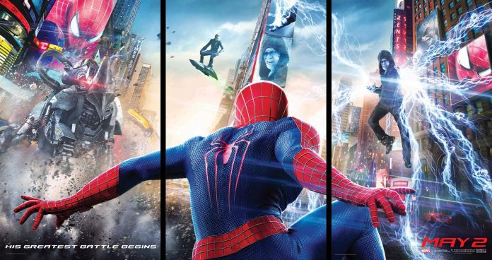 TheAmazingSpiderMan2Poster