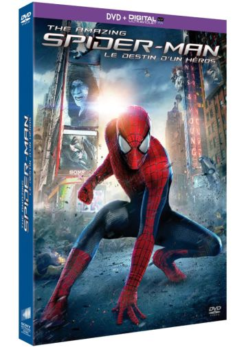 the-amazing-spider-man-le-destin-dun-heros-dvd