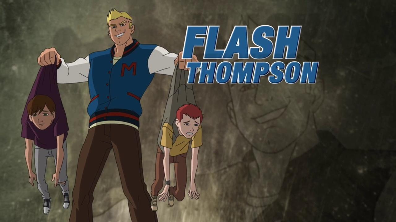Flash Thompson Bully