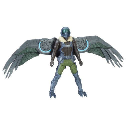 SPIDER-MAN-HOMECOMING-6-INCH-FEATURE-Figure-Assortment-Marvels-Vulture