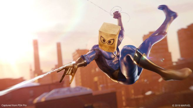Spider-Man PS4 - January 2019 Update - 02