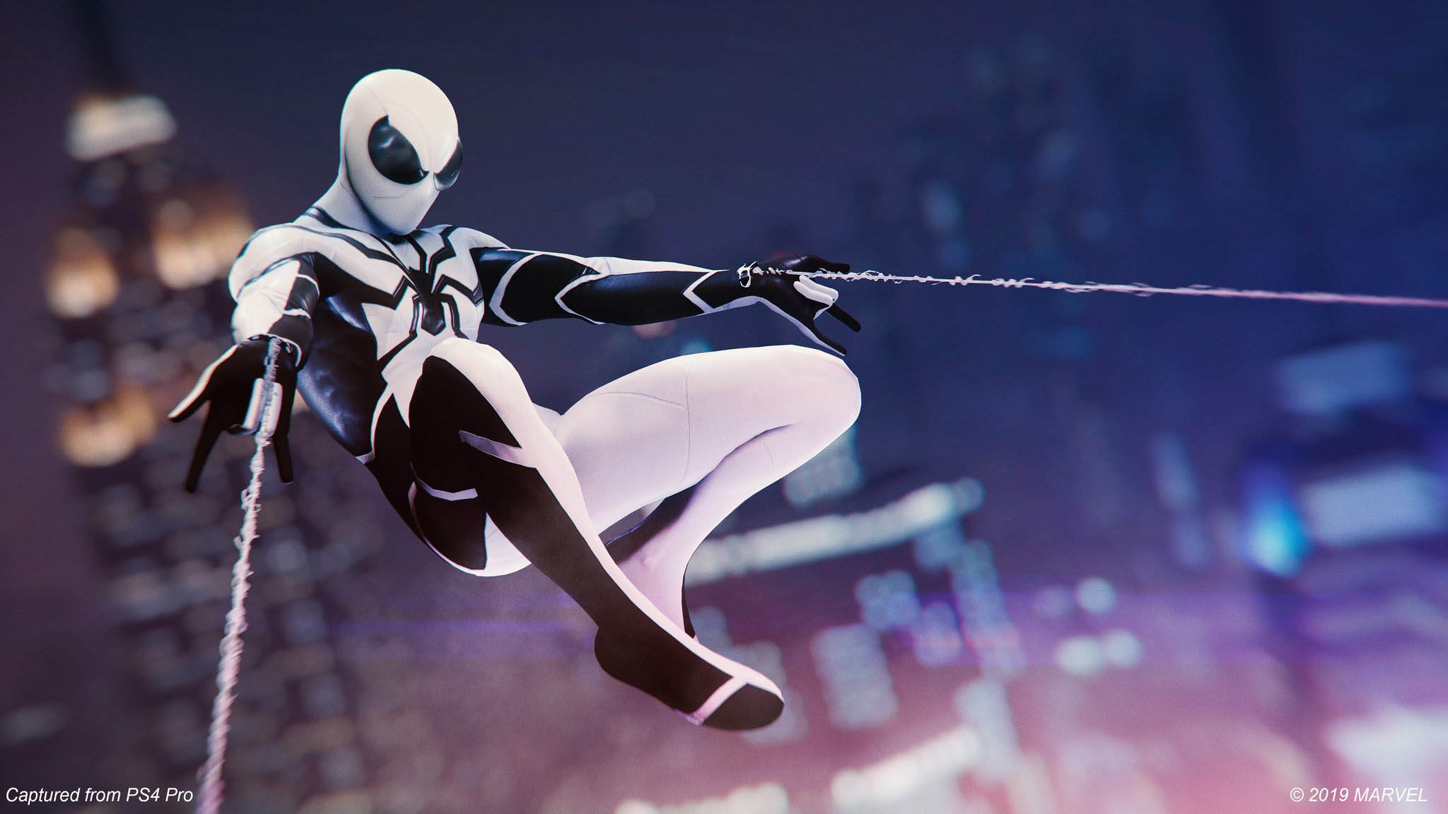 Spider-Man PS4 Gets Updated With Two More Costumes - Spider
