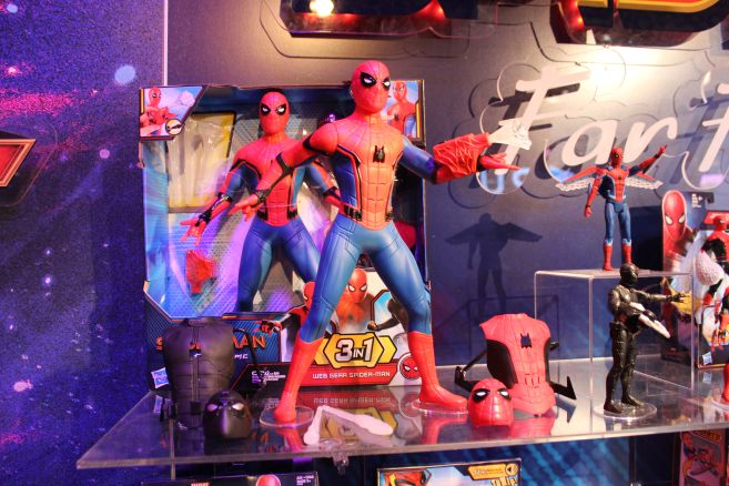 Hasbro - Spider-Man Far From Home - Toy Fair 2019 - 01
