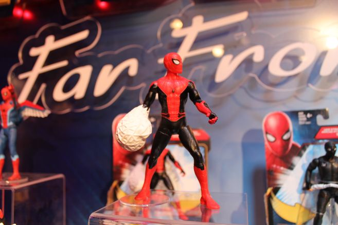 Hasbro - Spider-Man Far From Home - Toy Fair 2019 - 06