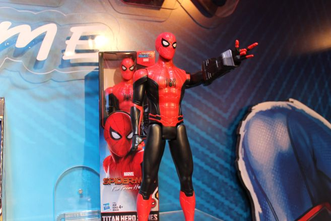 Hasbro - Spider-Man Far From Home - Toy Fair 2019 - 10
