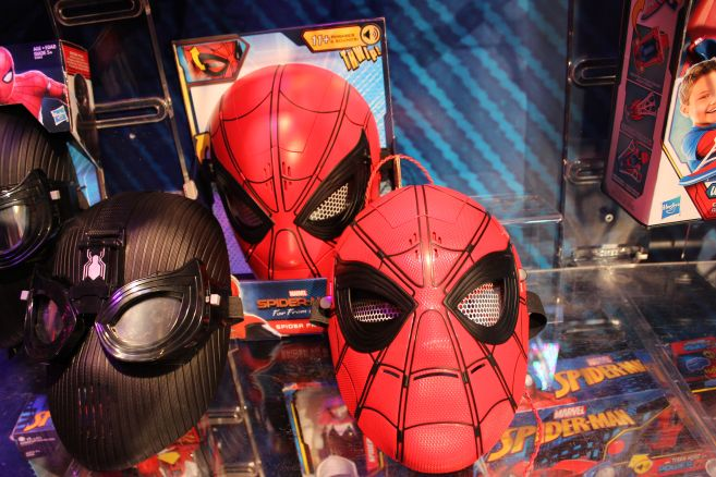 Hasbro - Spider-Man Far From Home - Toy Fair 2019 - 12