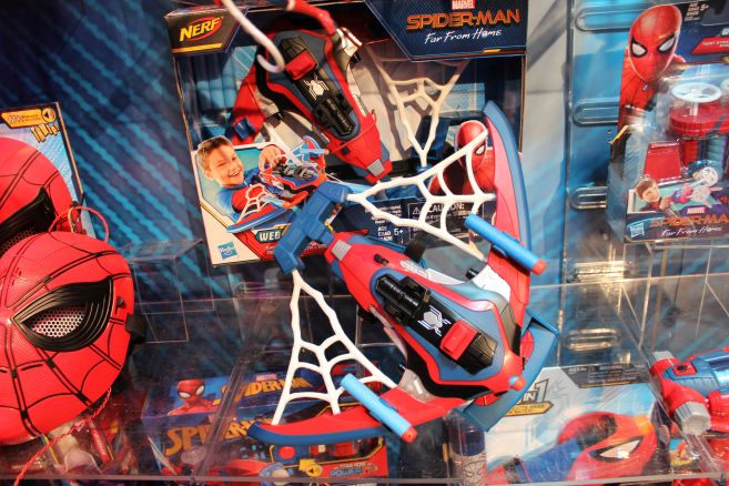 Hasbro - Spider-Man Far From Home - Toy Fair 2019 - 13
