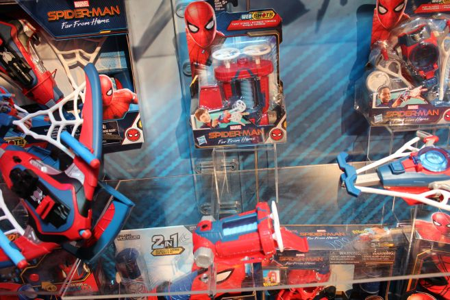 Hasbro - Spider-Man Far From Home - Toy Fair 2019 - 14