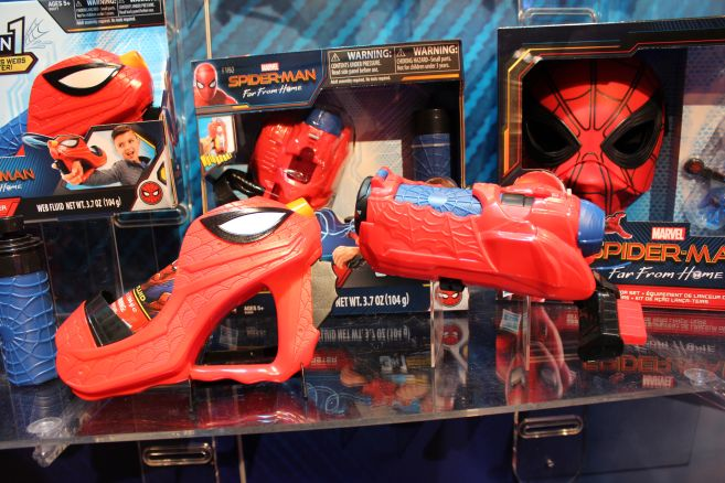 Hasbro - Spider-Man Far From Home - Toy Fair 2019 - 17