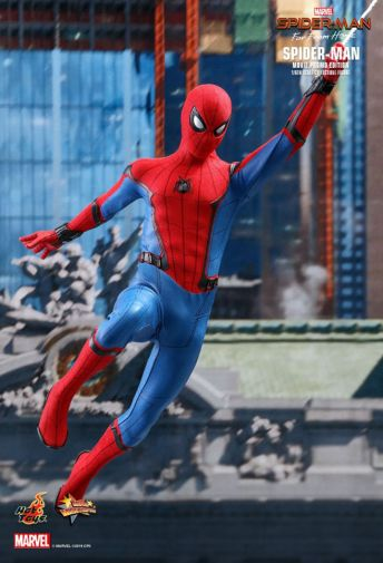 Hot Toys - Spider-Man Far From Home - Spider-Man Movie Promo Edition - 03