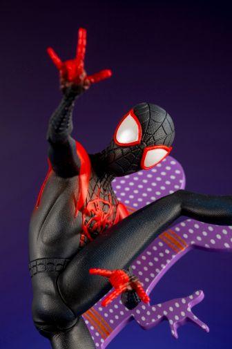 Kotobukiya - Spider-Verse - Miles Morales - 10