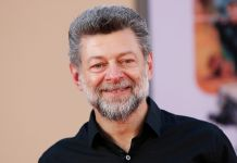 Shutterstock - Andy Serkis - Kathy Hutchins
