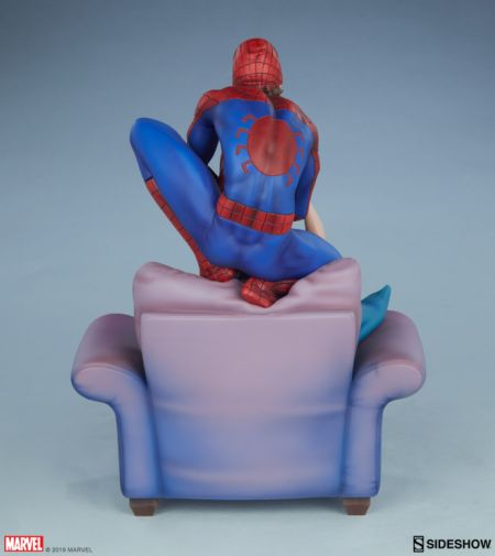 Sideshow - Spider-Man and Mary Jane - Maquette - 06