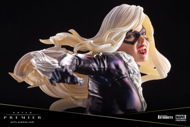 Kotobukiya - Marvel - Black Cat - ARTFX Premiere - 04