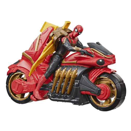 Hasbro - Spider-Man No Way Home - Jet Web Cycle - Announcement - 02