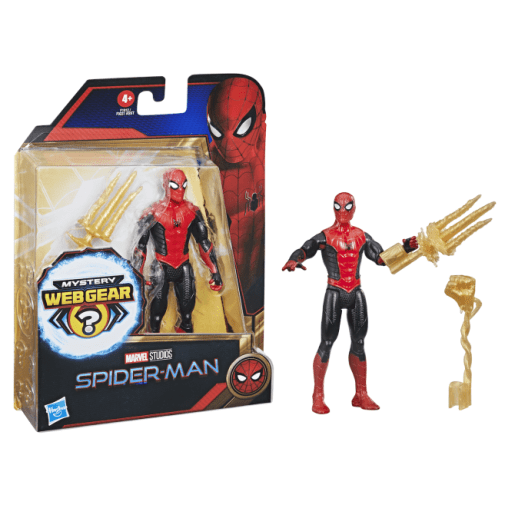 Hasbro - Spider-Man No Way Home - Mystery Web Gear - Announcement - 01