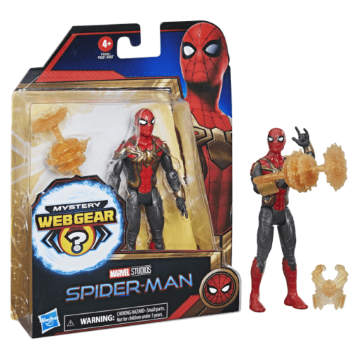 Hasbro - Spider-Man No Way Home - Mystery Web Gear - Announcement - 03