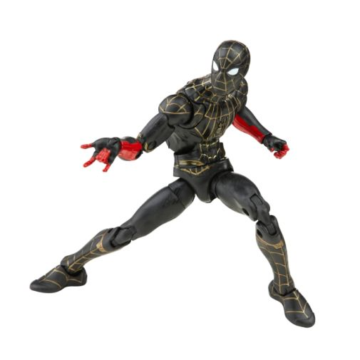 Hasbro - Spider-Man No Way Home - Spider-Man Black and Gold Suit - Announcement - 02