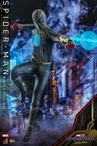 Hot Toys - Spider-Man - No Way Home - Black Suit - 02